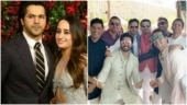 Varun Dhawan and Natasha Dalal wedding bash Day 2 in Alibaug: All pics