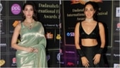 Nora Fatehi to Kiara Advani, who wore what to awards ceremony