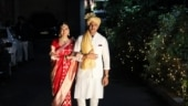 Dia Mirza and Vaibhav Rekhi are married. See first pics