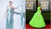 Golden Globes 2021, the best and worst-dressed celebs