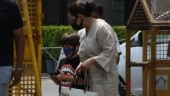 Gauri Khan and AbRam take ferry ride at Gateway of India. See pics