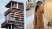What does Mukesh Ambani's home Antilia look like? Inside pics