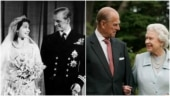 Prince Philip and Queen Elizabeth's love story in 15 pics