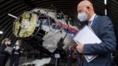 Judges, lawyers in MH17 downing trial visit wreckage of plane