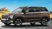 Hyundai Alcazar is aspiring to be new czar. See pics