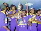 Sri Lanka's passage to 1996 World Cup triumph