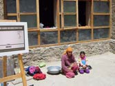 Safe and warm homes for Leh flood victims