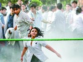 'Young India prefers the poetry of protest to its dreary reality'