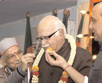 Candidate Advani