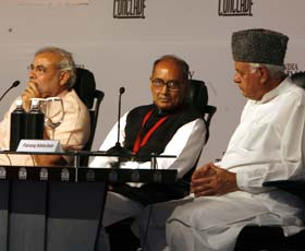 Development better antidote to votebank politics, says Modi