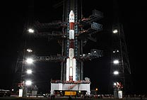 Chandrayaan-I launched successfully