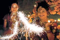 Light up your life, it's Diwali!