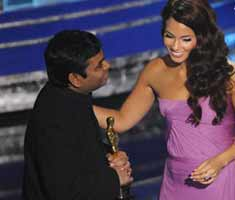 India, Indians shine at the Oscars