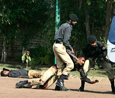 Lahore siege ends, 4 terrorists held