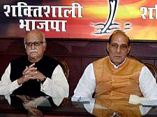 No change in BJP leadership for now: RSS