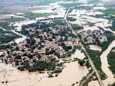 Lakhs displaced in K'taka floods