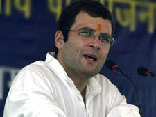 UP's welfare my aim: Rahul