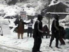Cold wave cripples north India