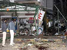 'Handlers of Pune blast based in Pak'