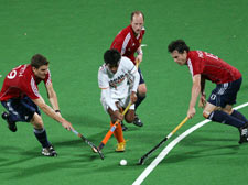 India out of Cup race, Eng in semis