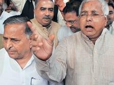Hooliganism of the Yadavs stumps govt