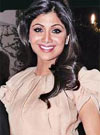 Shilpa Shetty is back to being a style diva