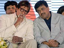 Sea Link: Mumbai Cong upset over invite to Big B