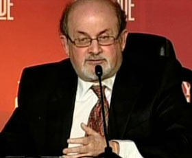 M.F. Husain's exile is shameful: Rushdie