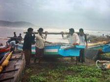 Weakened Laila hits Andhra, 7 dead
