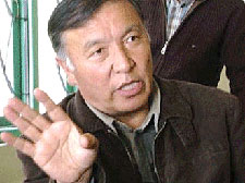 Gorkha leader Tamang killed