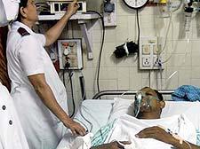 Mumbai gas leak: Over 100 fall ill
