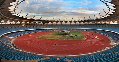 CWG stadiums have no fault: Gill