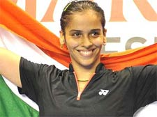 No. 1 rank can wait: Saina
