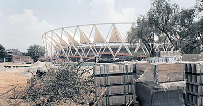 CWG venues yet to get fire...