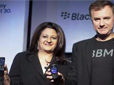 Set up server or face music, BlackBerry told