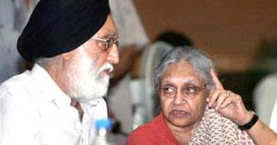 Some CWG agencies were over ambitious: Sheila Dikshit