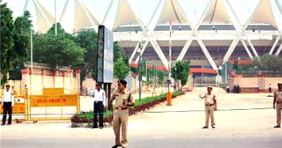 CWG security drills run out of time