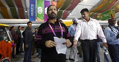 Games Village best ever: Kalmadi
