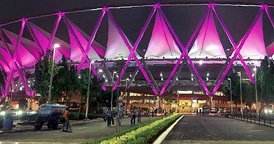 19 security checkpoints at CWG opening