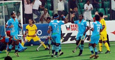Hockey: India beat Malaysia 3-2