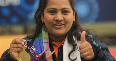 With gold medal, Anisa Sayeed puts financial troubles behind her