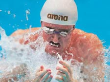 Stomach bug hits Aus, UK swimmers