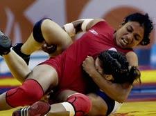 Wrestling: India gets 2 gold