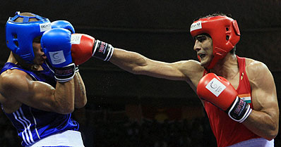 Vijender & Co. settle for bronze