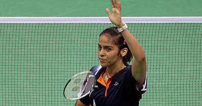 Rice retires after loss to Saina