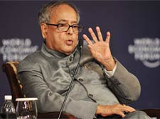 I have overstayed my wicket, says Pranab