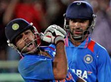 India beat Oz by 5 wickets