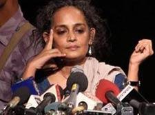 Moily slams Arundhati, Geelani