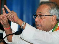 RSS involved in terror: Pranab