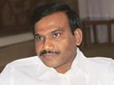 Nov 14 | A Raja quits over 2G